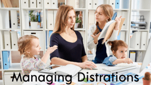 How to Manage Distractions