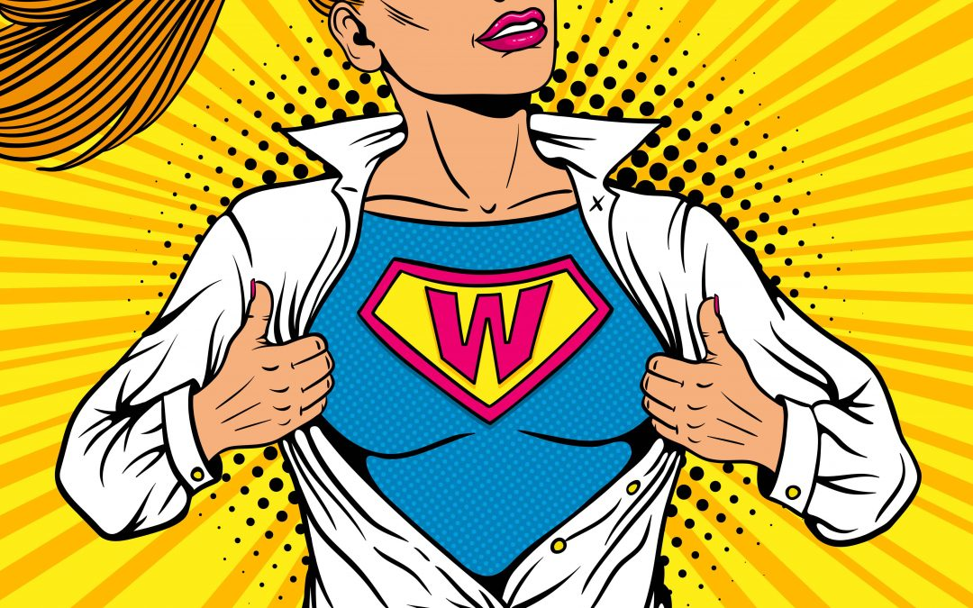 Super Woman: Balancing Life and A Business